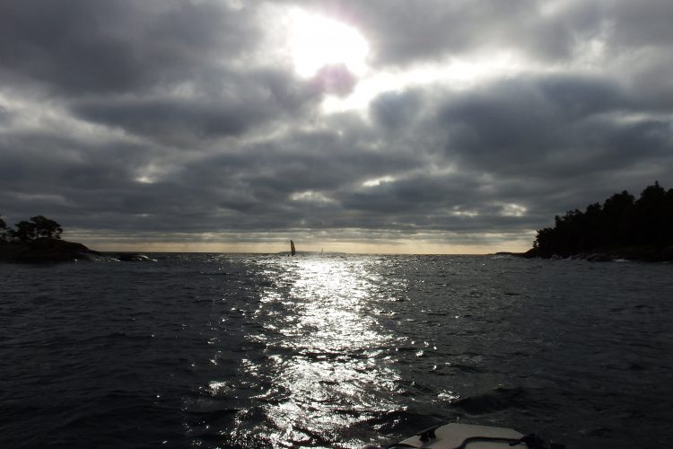 Så gick det – Vättern Archipelago Raid 2016