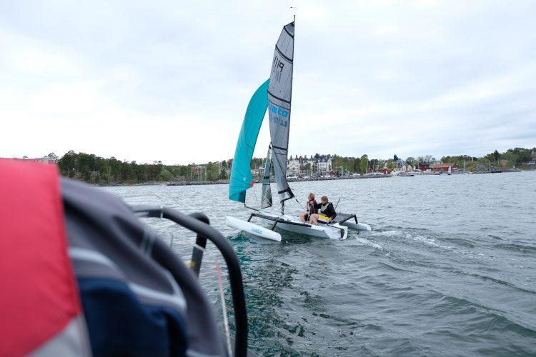Hammarö och Saltsjöbaden